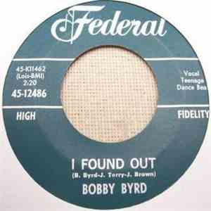 Bobby Byrd - They Are Sayin' / I Found Out download