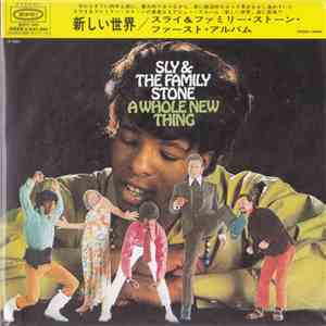 Sly & The Family Stone - A Whole New Thing download
